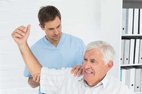 Shoulder and pain treatment