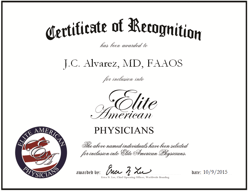 Elite American Physician