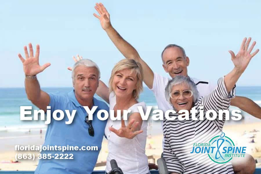 Enjoy Your Vacations