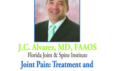 Free Joint Pain Presentation