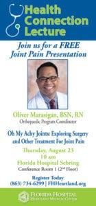 Joint Pain Presentation